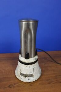 Waring Commercial Laboratory Blender With Stainless Steel Jar Vessel Working