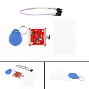 Nxp Pn532 Nfc Rfid Module V3 Kits Reader Writer For Arduino Android Phone T1