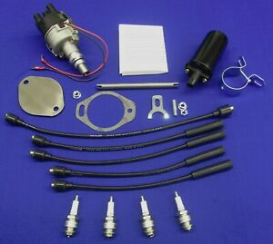 F163 Electronic Ignition Kit Fits Lincoln Sa 200 Pipeline Continental Flathead