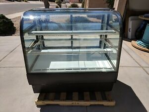 Refrigerated Curved Glass Bakery Case Federal Cgr5048
