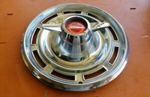 1966 Buick Special 2 Prong Spinner 9 Slot Hubcap Wheel Cover 00981161 1996 Used