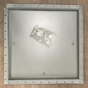 williams 18 x18 Universal Metal Access Panel Door W Frame wall Ceiling Hatch