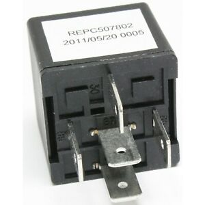 Relay For 92 2007 Ford F 150 Blade Terminal Type 12v