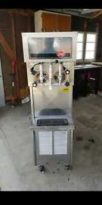 Stoelting Soft Serve Freezer W Remote Air Mix Pumps Water Cooled 237r 109