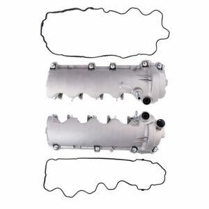 Dorman Engine Valve Cover With Gaskets Lh Rh Pair For Ford 4 6l 5 4l New