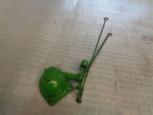 John Deere M Series Governor Housing And Rods