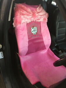 Hello Kitty Sanrio Car Van Suv Truck Accessory 1 Piece Car Seat Cover princess