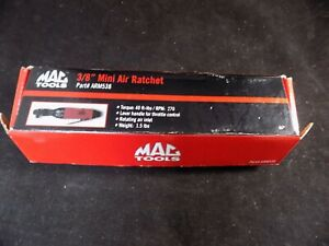 Mac Tools 3 8 Mini Air Ratchet New In The Box Arm538