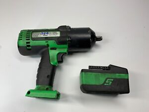 Snap On Cordless Impact Wrench Ct8850g 1 2 Drive