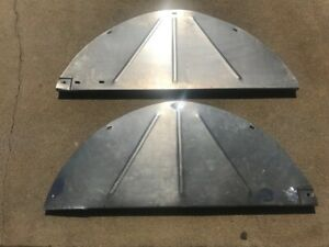 1928 1929 1930 1931 Model A Ford Roadster Inner Rear Fender Panels