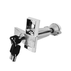 Universal Replacement Plug Lock Snack Vending Machine Lock With Keys