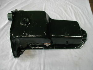 1946 1947 1948 Flathead Ford Truck Engine Reconditioned Oil Pan Big