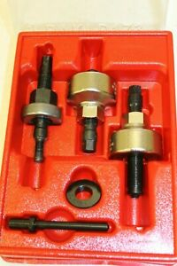 Snap On Cj3psa 3pc Power Steering And Alternator Pulley Remover Set 38115 B