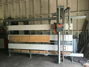 Holz her Model 1203 Vertical Panel Saw Wood Rip Or Crosscut Made In Austria