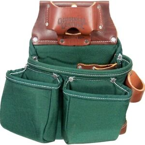 Occidental Leather 8018dblh Left Handed Oxylights 3 Pouch Tool Bag