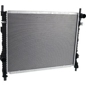 New Radiator For Ford Mustang 2015 2017 Fo3010330 Fr3z8005f