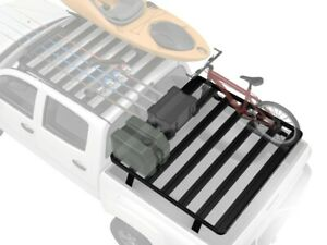 Slimline Ii Load Bed Rack Kit Compatible With Toyota Tacoma Dc 4 door Pickup