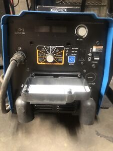 2014 Miller Xmt 450 Mpa Buy With Confidence Machine Works Flawlessly
