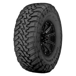4 33x12 50r20 Toyo Open Country Mt 119q F 12 Ply Black Sidewall Tires