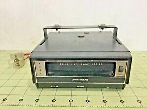Vintage Used John Deere 8 Track Player From 4230 4430 Tractor Free Shipping