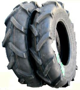 Two 7 14 Harvest King Lrc All Purpose Ag Lug Style Tires For Compact Tractors