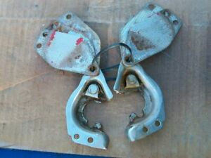 1967 1968 1969 1970 1971 Jeepster Door Body Latch Parts And Shims