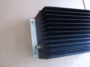 Tpl Communications Pa3 1ac 2 Rf Power Amplifier 136 175 Mhz