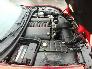 1999 Chevrolet C5 Corvette Ls1 5 7 Liter Engine 345hp 121k