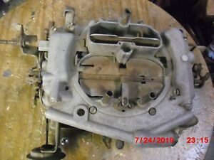 Carter Thermo Quad 4 Barrel Carburetor 6 2146 Good Used Sold As A Core