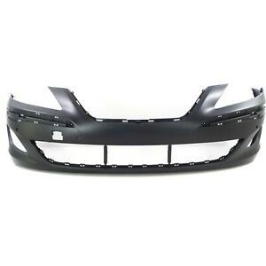 New Bumper Cover Facial Front For Hyundai Genesis 2011 2014 Hy1000198 865403m510