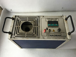 Nagman Temperature Calibrator 650h