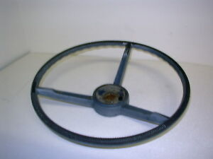 1957 1958 Ford Steering Wheel 17 Inches Fd19 12 18