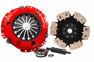 Action Clutch Stage 4 Pressure Plate Disc For Mitsubishi Mirage 88 89 5spd Turbo