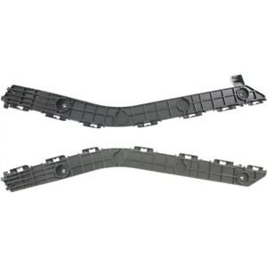 Bumper Retainer Set For 2011 2017 Toyota Sienna Side Cover Rear 2 Pcs