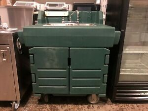 Cambro Ksc402 Portable 2 Compartment Hand Washing Station