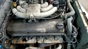 Bmw E30 87 92 325i M20 2 5l Engine 122k Miles In Car See Running M20b25
