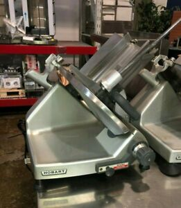 Hobart Manual Meat Slicer Model 2812