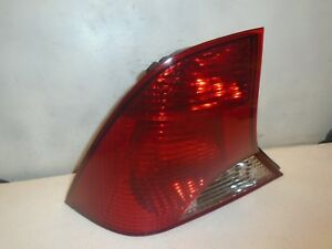 2002 Ford Focus Left Rear Tail Light Assembly 1s4x 13405 ba