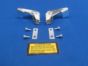Oem Style Door Latch Set Fits Lincoln Welder Sa 200 250 Sae 300 400 Classic1 2 3