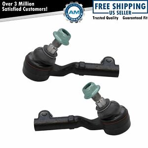 Front Steering Outer Tie Rod Rack End Pair 2pc Set For E90 Awd 328 335 Xdrive