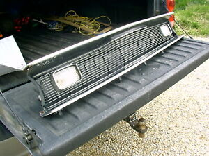1970 1971 1972 Plymouth Duster Grill Fd19 7 19