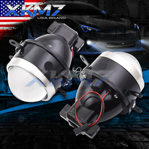 3 0 Hid Bi Xenon Projector Lens Fog Lights Universal For Car Motorcycle H11