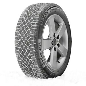 Continental Set Of 4 Tires 245 45r17 T Vikingcontact 7 Winter Truck Suv