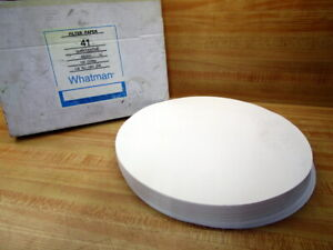 Whatman 1441 240 Filter Paper 1441240 pack Of 100