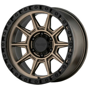 4 american Racing Ar202 16x8 6x5 5 0mm Bronze black Wheels Rims 16 Inch