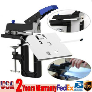 Professional Manual Dual Flat Nail Saddle Stitch Stapler Binding Machine Binder