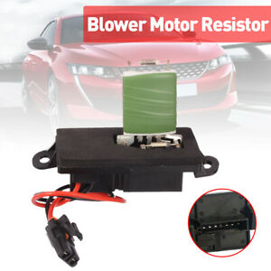 A C Heater Blower Motor Resistor For 2007 Chevrolet Silverado 2500 3500 Classic