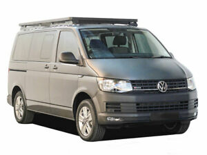 Volkswagen T5 t6 Transporter Lwb 2003 2016 Slimline Ii Roof Rack Kit By F