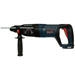 Bosch Gbh18v 26d 18v Bulldog Rotary Brushless Hammer Drill With Case