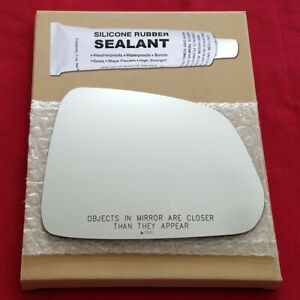 Mirror Glass Silicone Adhesive For 12 15 Chevy Captiva Sport Passenger Side Re